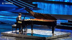 item: 'Chinese pianist's last public performance before he was arrested with sex worker'